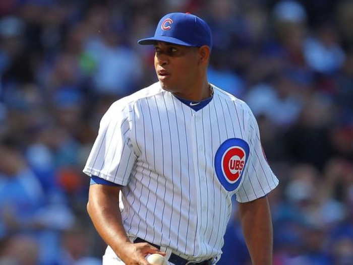 Boston Red Sox Sign Carlos Marmol To Minor League Contract