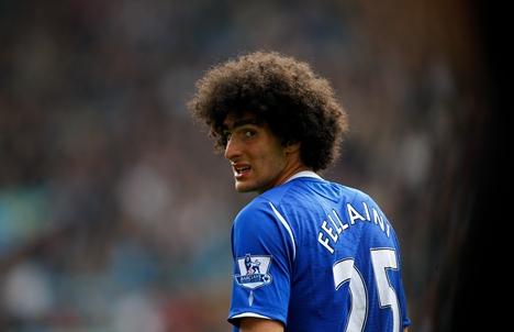 El Chelsea se fija en Fellaini
