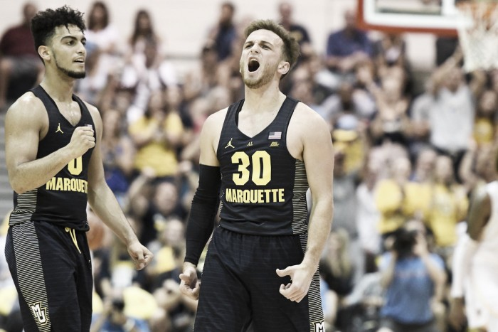 NCAA Basketball: Marquette tops VCU 94-83 in Maui Jim Maui Invitational quarterfinals