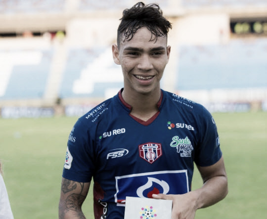 Ricardo Márquez: la promesa del gol hecha realidad