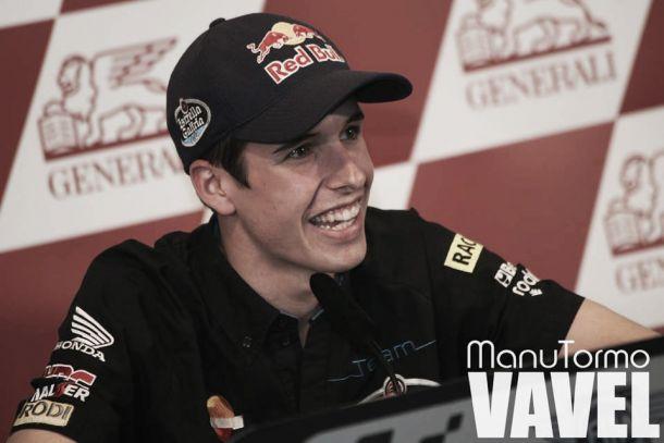 """Álex Márquez: """"Tengo que centrarme en la entrada en curva"""""""