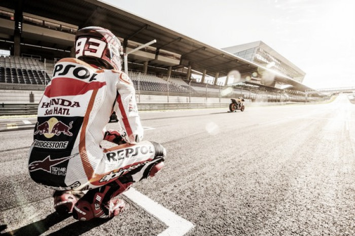 Marquez ready for battle in Brno