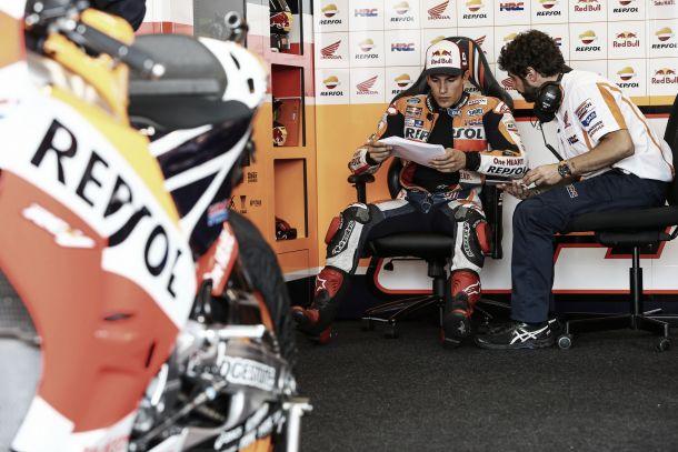 El Repsol Honda Team finaliza tres días de test positivos en Misano