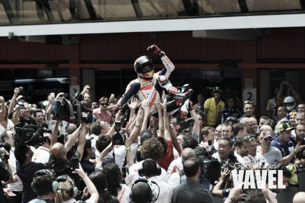 Análisis 1ª mitad de temporada: Marc Márquez sigue batiendo récords