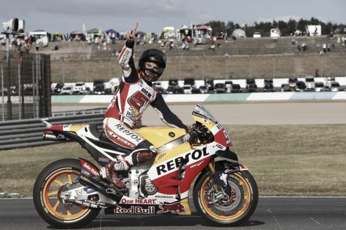 Honda brilló en Motegi una vez más