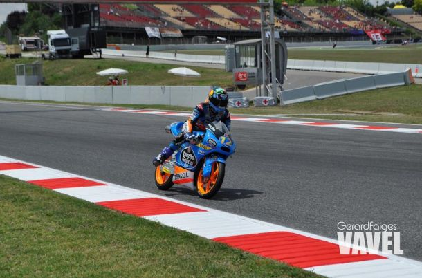 Moto3, Montmeló: Márquez in pole con record, Bastianini lo segue