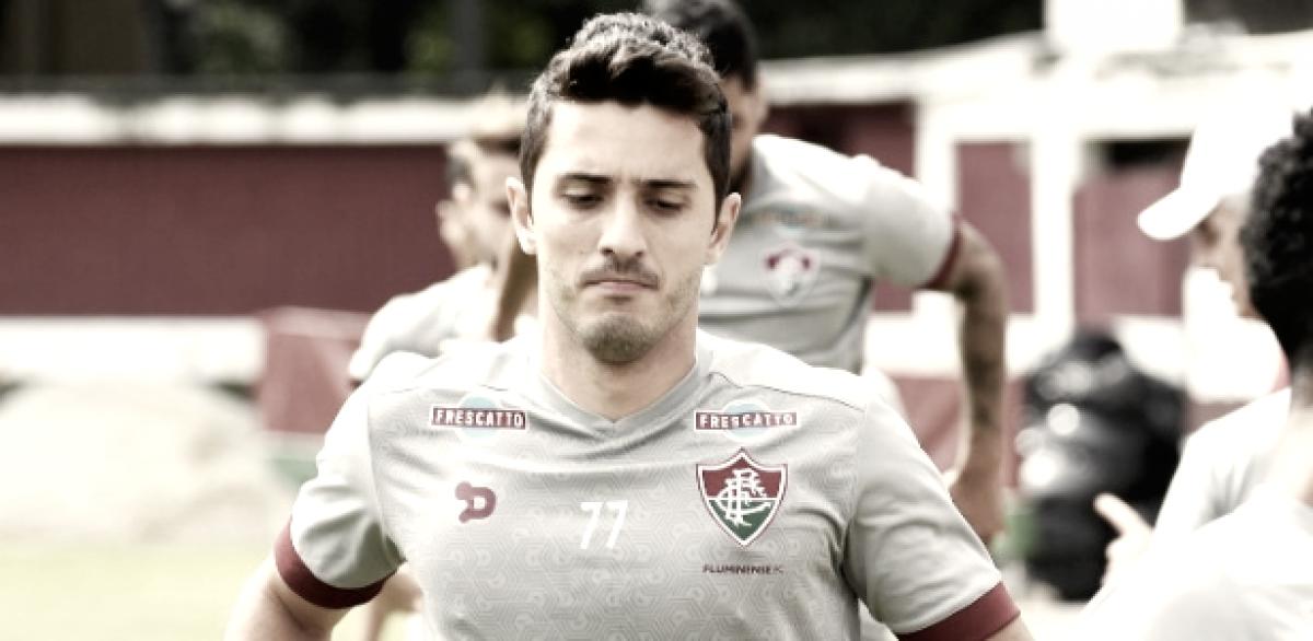 Dispensado do Fluminense, rescisão de Marquinho é publicada no BID