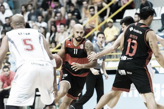 Marquinhos exalta coletivo do Flamengo no triunfo sobre Franca