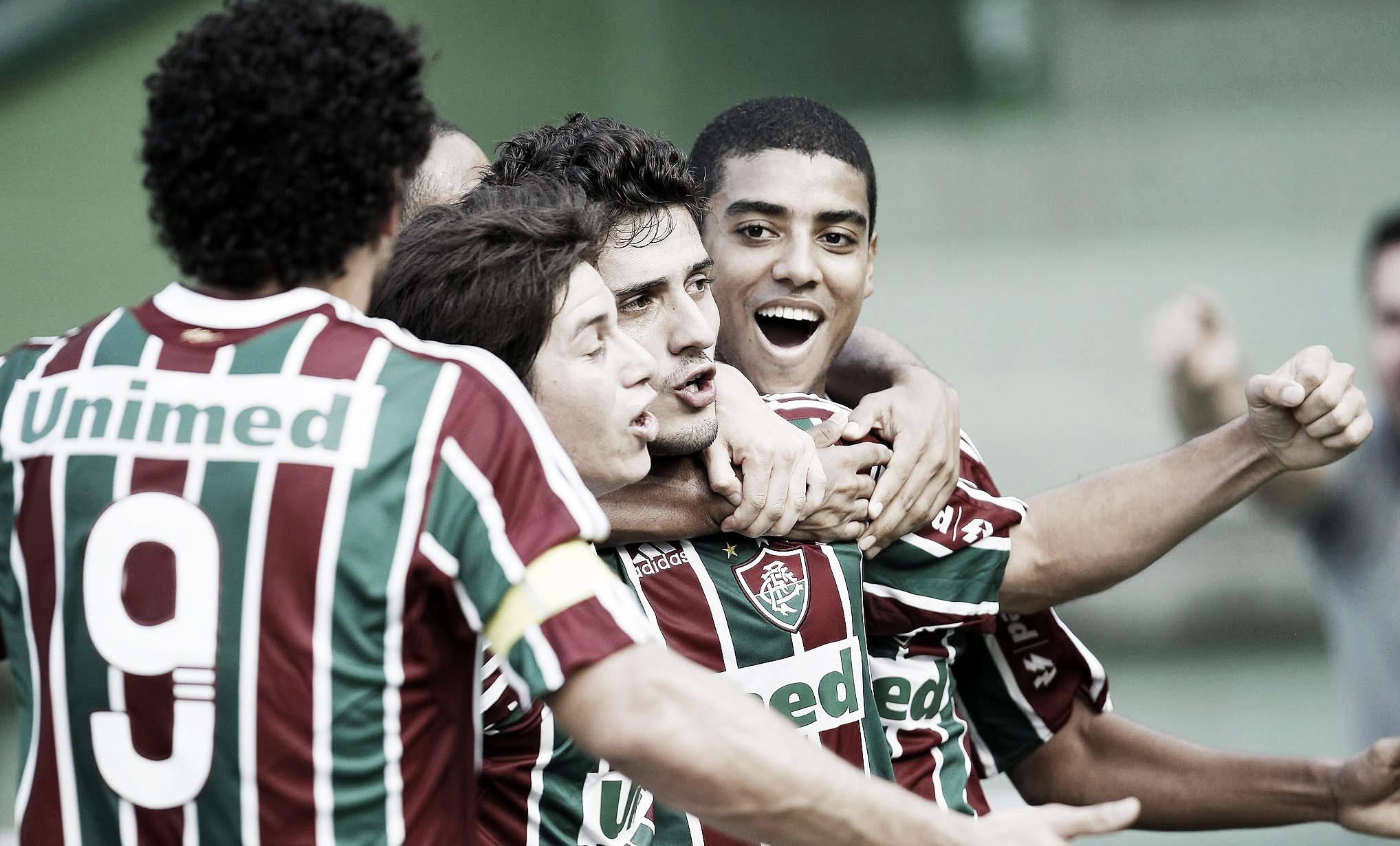 Desde arrancada em 2009, Flu lidera o Brasileirão
