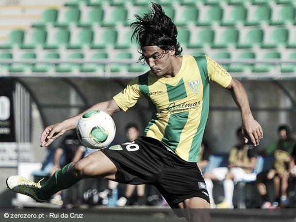 Tondela: Tozé Marreco esbanja golos na Segunda Liga