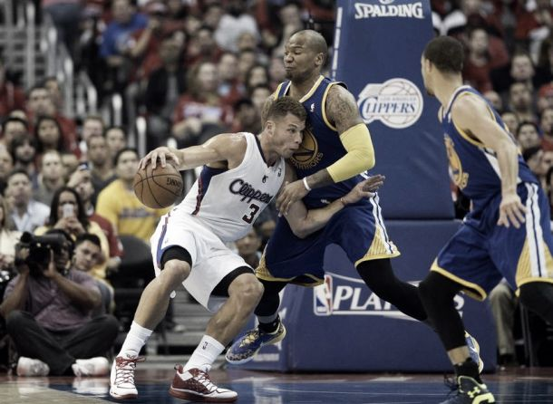 Blake Griffin y los Clippers destrozan a los Warriors