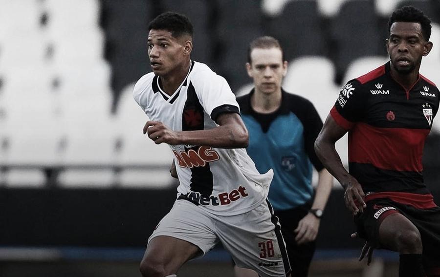 Em jogo amistoso, Vasco derrota Atlético-GO com gol de Marrony em São Januário