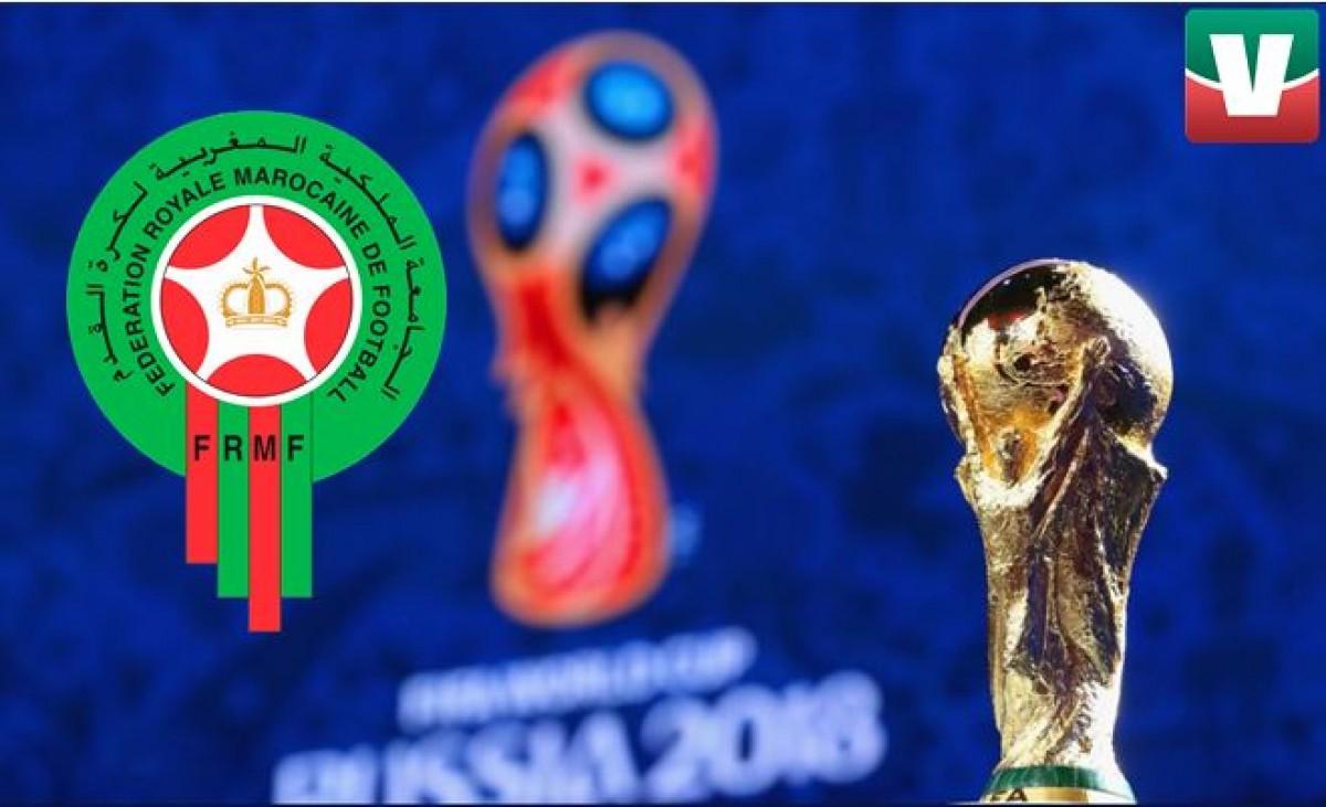 Guía selección marroquí 2018: leones del Atlas