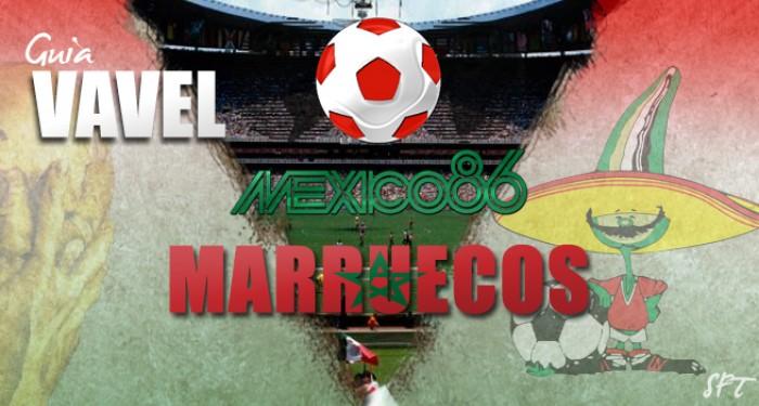 Guía VAVEL Mundial México 1986: Marruecos