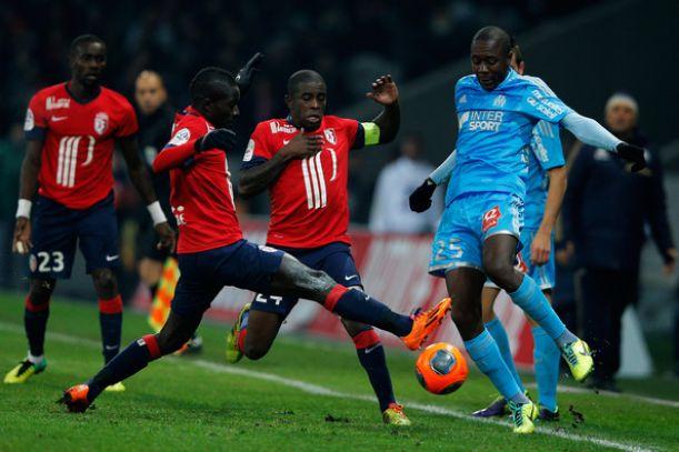 El PSG se estrella y se queda a tiro del Lille