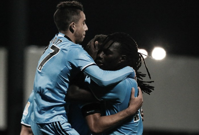 Gomis resolve no segundo tempo, Marseille vence Clermont Foot e avança na Copa da Liga