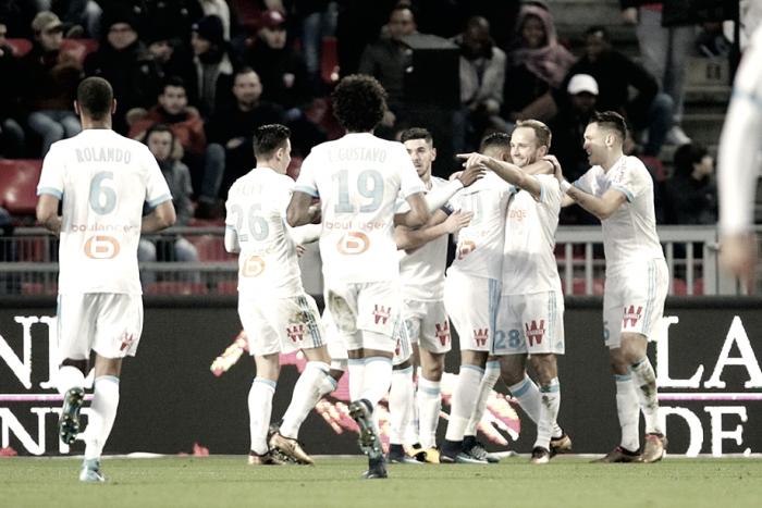 Ganó el Marseille: un equipo de garra y elegancia