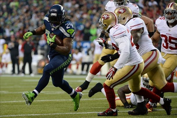 Seattle Seahawks Knock Out San Francisco 49ers, 17-7