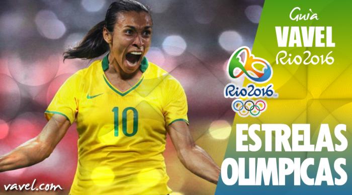 Conheça Marta, a rainha do futebol feminino