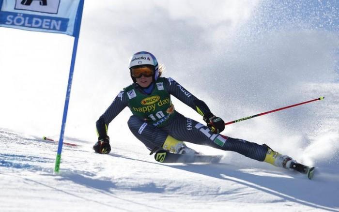 Sci Alpino, il gigante apre il week-end femminile sulle piste di Killington. I pettorali