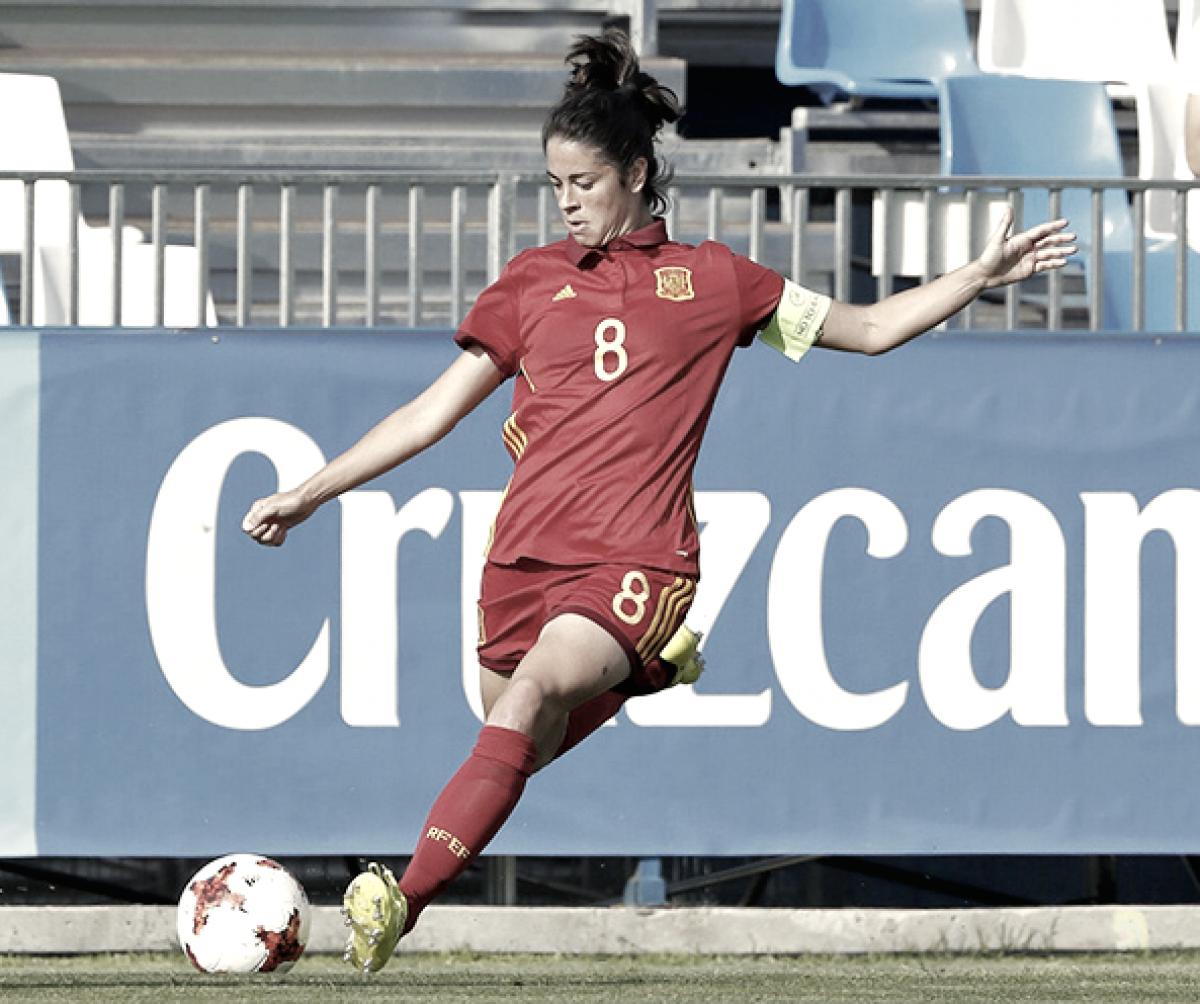 Marta Torrejón, historia viva de la Roja