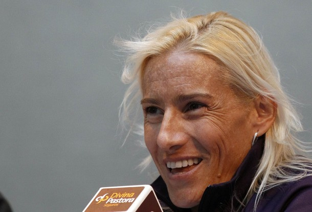 Marta Domínguez, a la final de los 3000 obstáculos