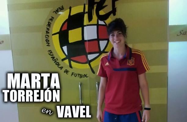 Conociendo a: Marta Torrejón