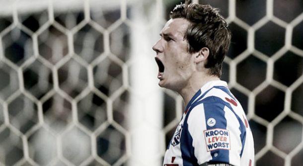 El Heerenveen consigue la primera victoria de la temporada gracias a un error del portero rival