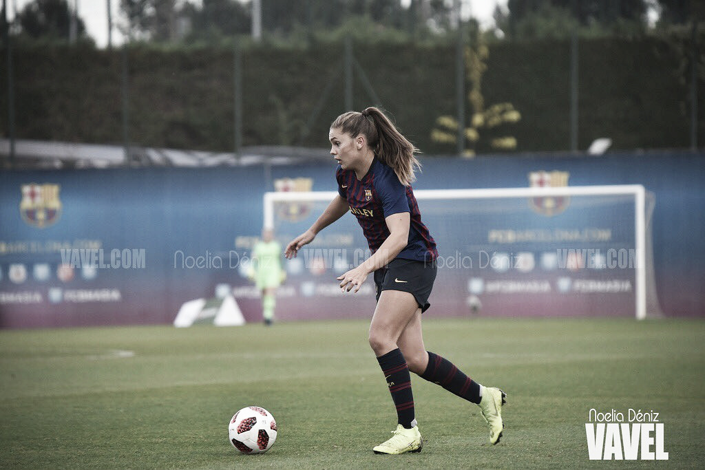 Protagonismo internacional del Barcelona Femenino