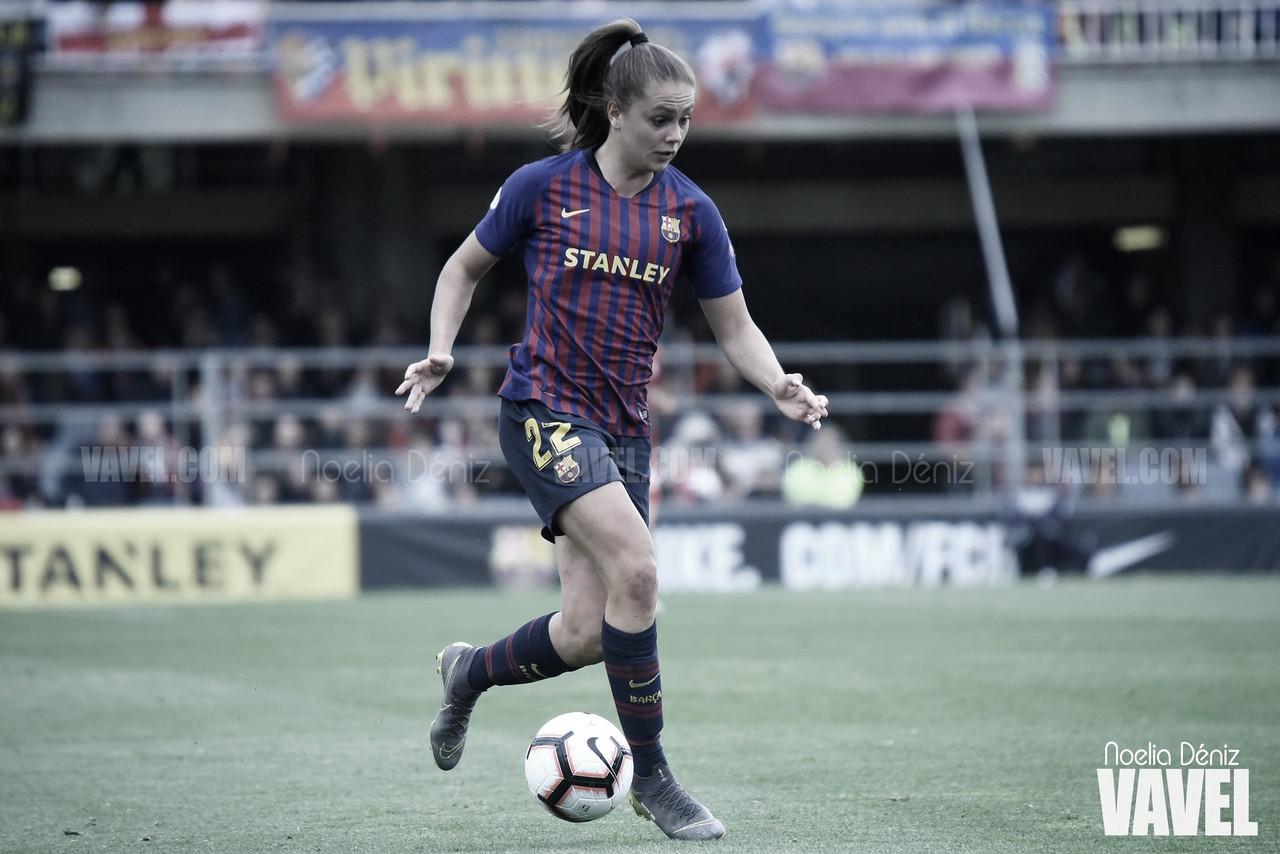 """Lieke Martens: """"Sabemos que el Lyon es el mejor equipo"""""""
