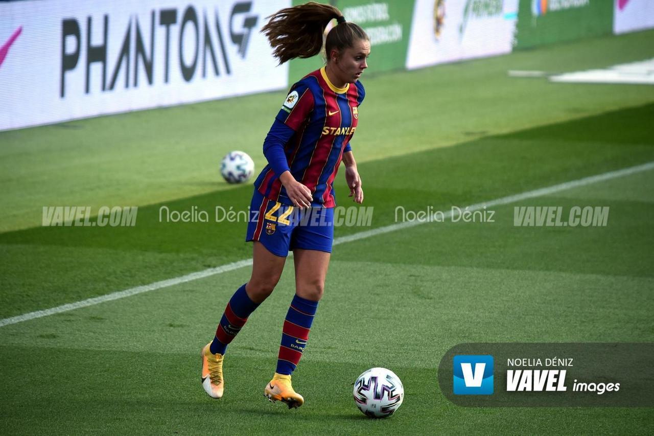 Resumen Barça Femení 6-0 Sevilla en Liga Iberdrola