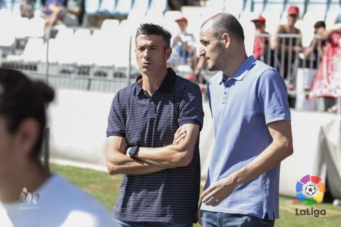 """Martí: """"Al final se lograron tres puntos que nos vienen muy bien"""""""