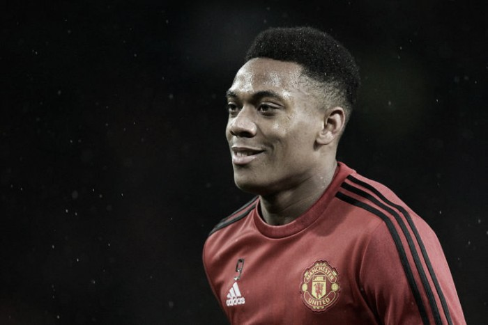 Saha believes Martial has the qualities of Thierry Henry