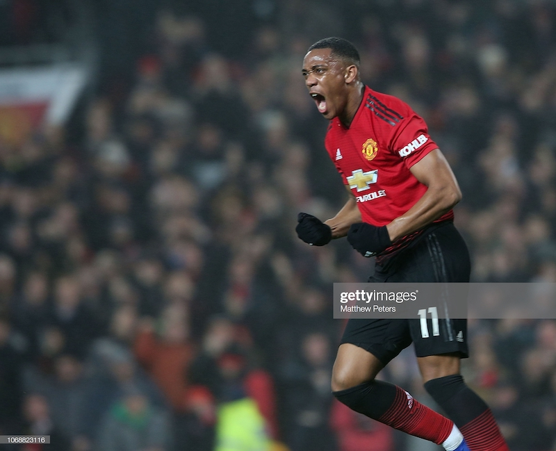 Anthony Martial has his final chance at Manchester United