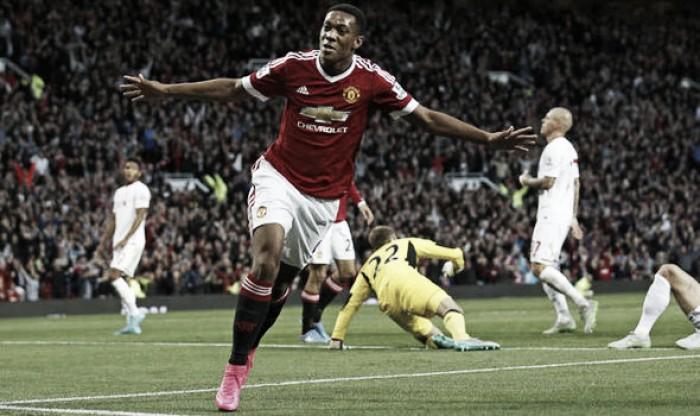 """Martial: """"Evra mi ha convinto ad accettare il Manchester United"""""""
