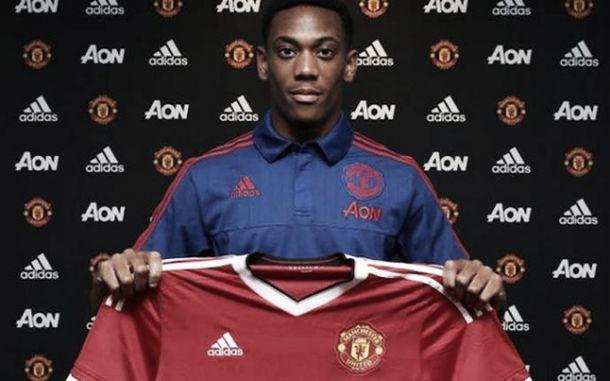 El Manchester United sella el fichaje más caro del verano: Anthony Martial