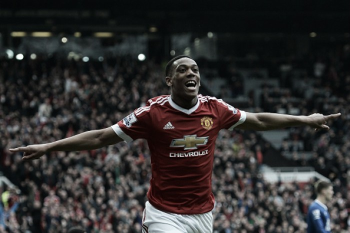 Chris Smalling admits the absence of Anthony Martial is a huge blow in United's fight for 4th