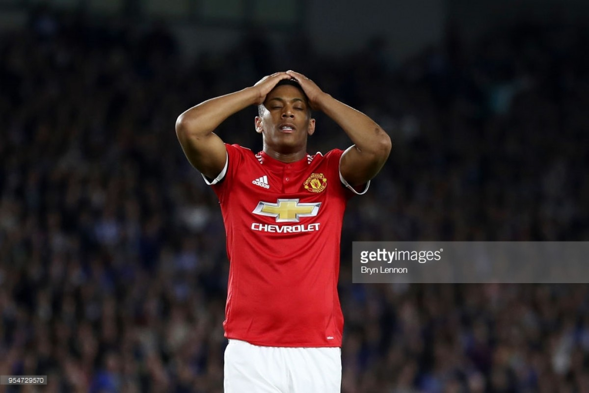 Brighton 1-0 Man United: Reds player ratings after embarrassing defeat