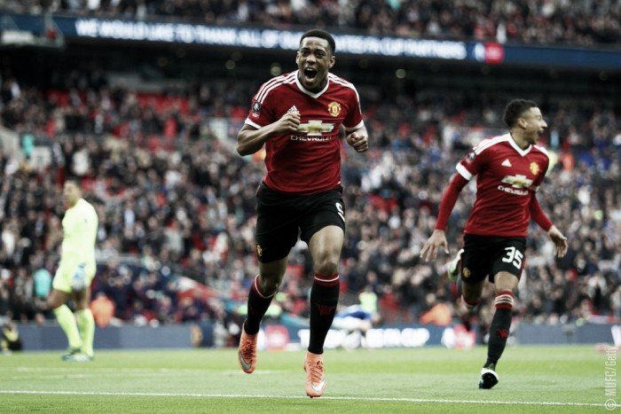 Lessons learned from Wembley: Anthony Martial is Manchester United with late heroics