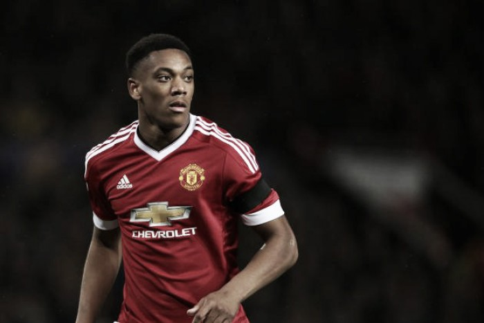 Louis Saha hoping to see Martial emulate Cristiano Ronaldo at Manchester United