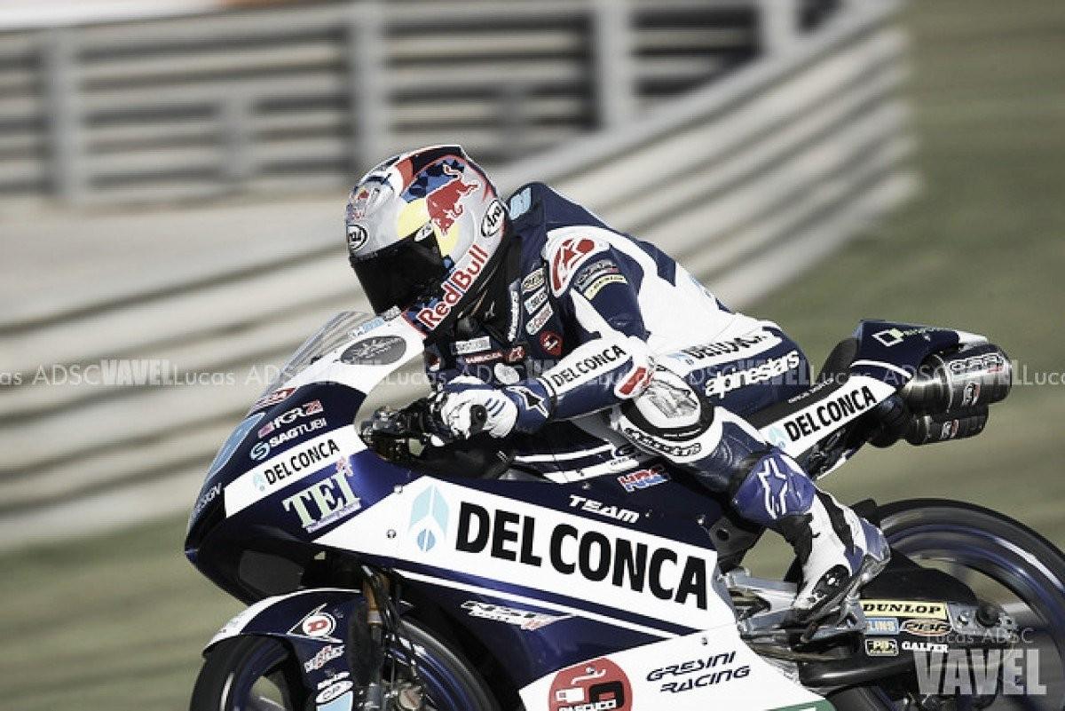 Altra pole position per Jorge Martin in Moto3