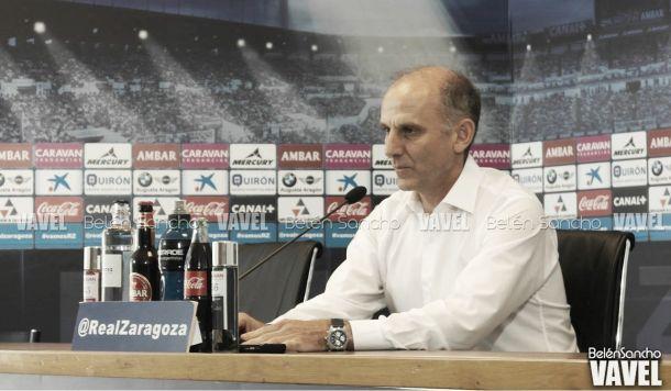 """Martín Gonzalez: """"Creo que el equipo está bien"""""""