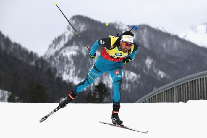 Biathlon: a Ruhpolding è Four(cade), il francese sbanca la sprint