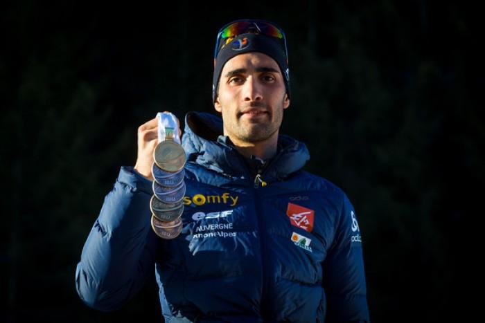Biathlon - PyeongChang, Sprint maschile: Fourcade per chiudere i giochi