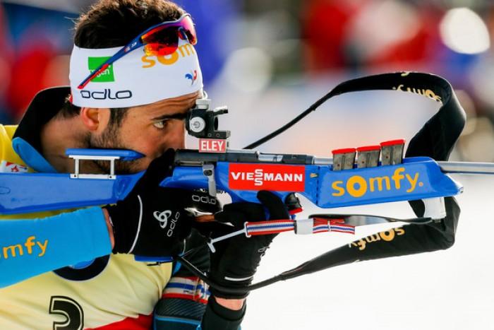 Biathlon - Hochfilzen 2017, Individuale maschile: Fourcade per l'ennesimo capolavoro