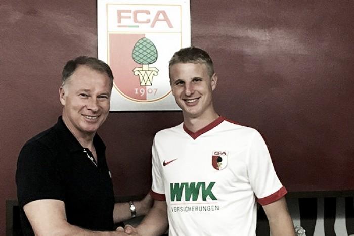 Augsburg confirma contratação de zagueiro Martin Hinteregger, ex-RB Salzburg