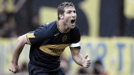 Último partido de Martín Palermo en Boca