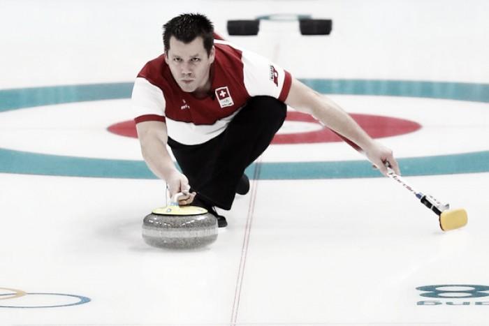 2018 Pyeongchang: Day 1 Curling wrapup