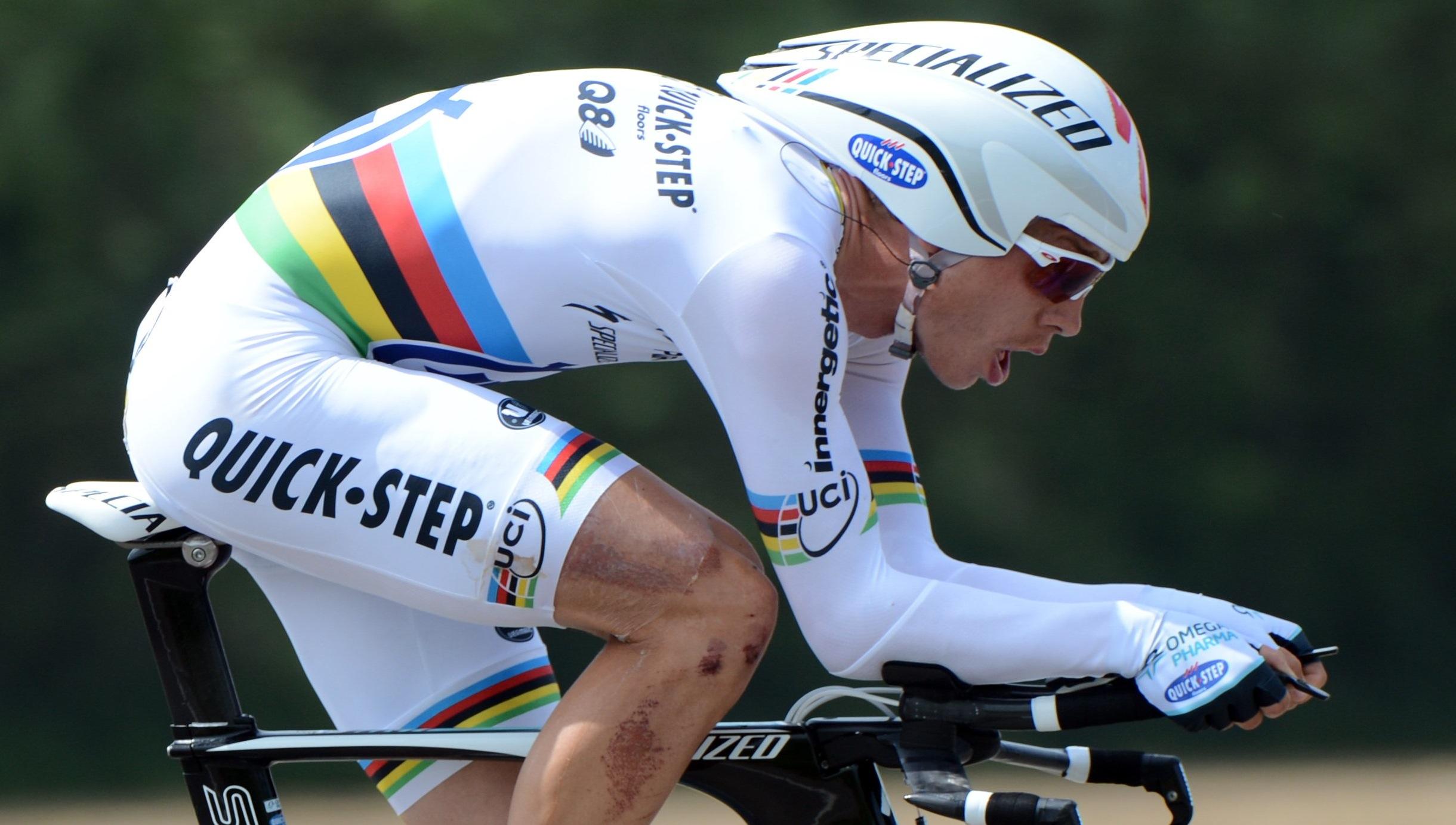 Mundiales de ciclismo: Martin gana el oro en contrarreloj, así lo vivimos