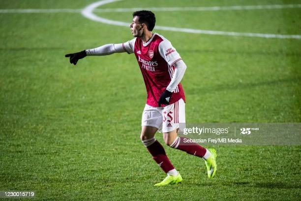 Gabriel Martinelli: The man Gunners fans are praying on.